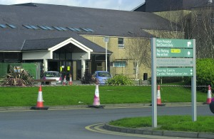 Minister Paudie Coffey is hopeful that services at UHW will be enhanced during 2015