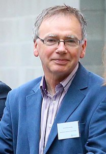 Professor Willie Donnelly, WIT's Vice-President of Research & Innovation