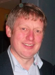 Fianna Fáil Councillor Jason Murphy, who is to seek a Dáil nomination from his party.