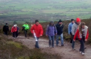 Walkers will take to Slievenamon for a Heritage 'Walk & Talk' on Sunday, September 13th.