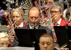 The 120-strong group of musicians made the annual Waterford Massed Band Concert another night to remember at the Sacred Heart Church, The Folly on Friday last.