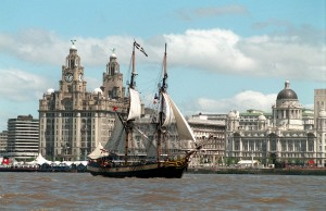 Liverpool has benefited from the European Capital of Culture status staged in 2008.