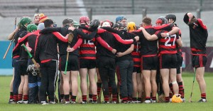 Band of brothers: Ballygunner are targeting a second Munster Club SHC title this Sunday.