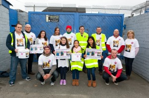 Pictured is some of the bucket collectors outside Walsh Park for the SHC final on Sunday 18th October. An amazing €2,890 was raised on the day!!