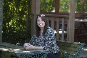Author Karen Power