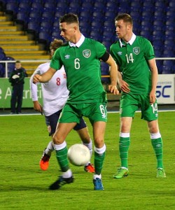 Alan Browne in charge for Ireland's U21's