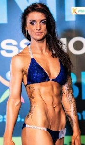 """Eadaoin Halligan: """"Body fitness has become a real passion for me.""""   Photo: Norm Kielty"""