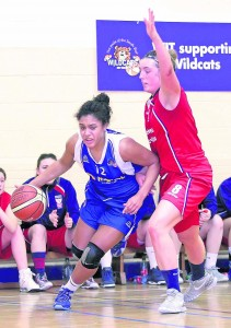 : Wildcats will be hoping for another top class performance from Jazmen Boone in Cork next Saturday