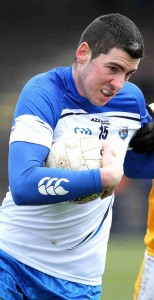 Waterford's Paul Whyte led the scoring charts in Rathkeale last Sunday, tallying a fine 1-3.