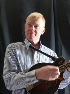 Gerry Madden: a master of the mandolin.