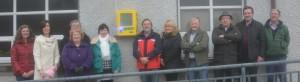 Newtown CFR group: Mary Foskin, Siobhan Hassett, Bridget McNamara, Martin McNamara, Mary Bagge, Johnnie Bagge, Ann Power, Donal Dunne, Maurice Lenihan, Tony Fitzgearld, Eddie Sullivan.