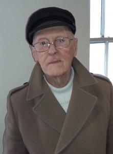 Twinkle Toes: Ninety six year old Jim McManus.