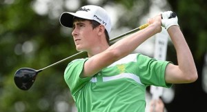 Gary Hurley: aiming for the big time after a great conclusion to his amateur career.