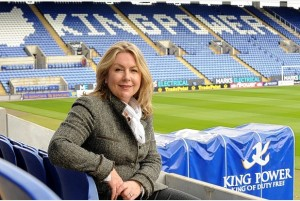 : Dublin born Susan Whelan has turned around the fortunes of premier league pace setters Leicester City