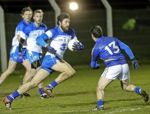 New Deise captain Tommy Prendergast will be keen to see his side get off to a winning start in Aughrim next Sunday.| Photos: Sean Byrne