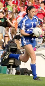 : Experienced players such as Linda Wall will be vital to Waterford's quest for league success.