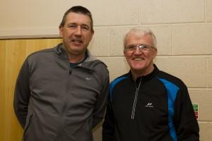 Eamonn Reade and Declan Finn.