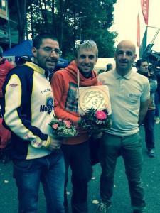 L-R: Damien Vereker, Marcin Mizgajski and Martin Kirwan.
