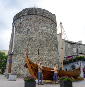 Hopes are high that Waterford will be included in the 'Follow the Vikings' roadshow which will travel across Europe.