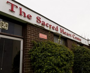 The Sacred Heart Centre on Lady Lane: this great service deserves a much better facility.