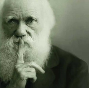 "Charles Darwin, who declared emotional tears ""purposeless""."