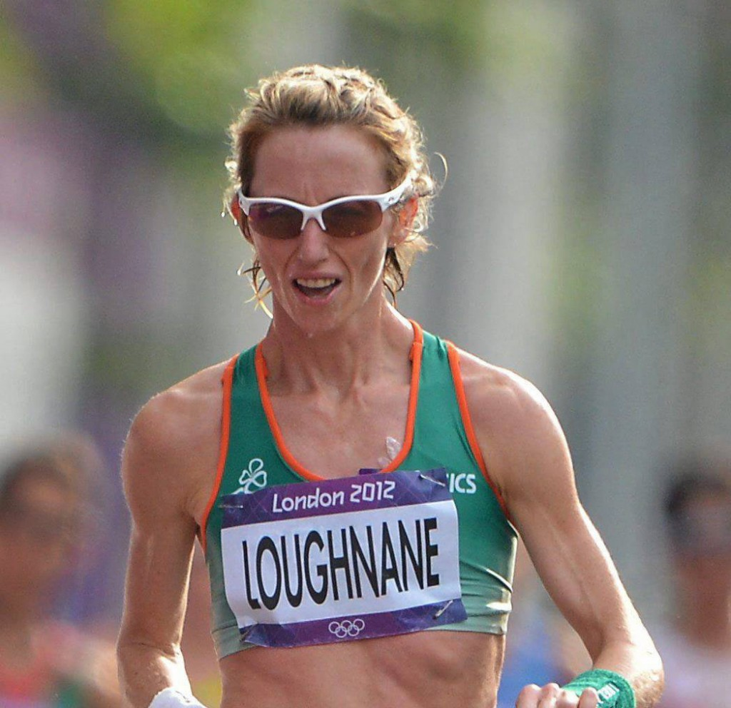 Race walkers Olive Loughnane and Rob Heffernan will have their World and Olympic results upgraded