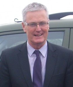 """Fenor NS Principal Tim O'Byrne. """"Parents are irate and I don't blame them."""""""