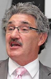 Deal done: Independent Alliance TD John Halligan