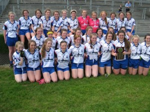 Waterford: Under-14 'C' Munster Football champions