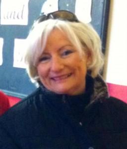 Shocked: Portlaw resident Kathleen Stone.