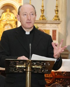 NEW BISHOP OF WATERFORD AND LISMORE