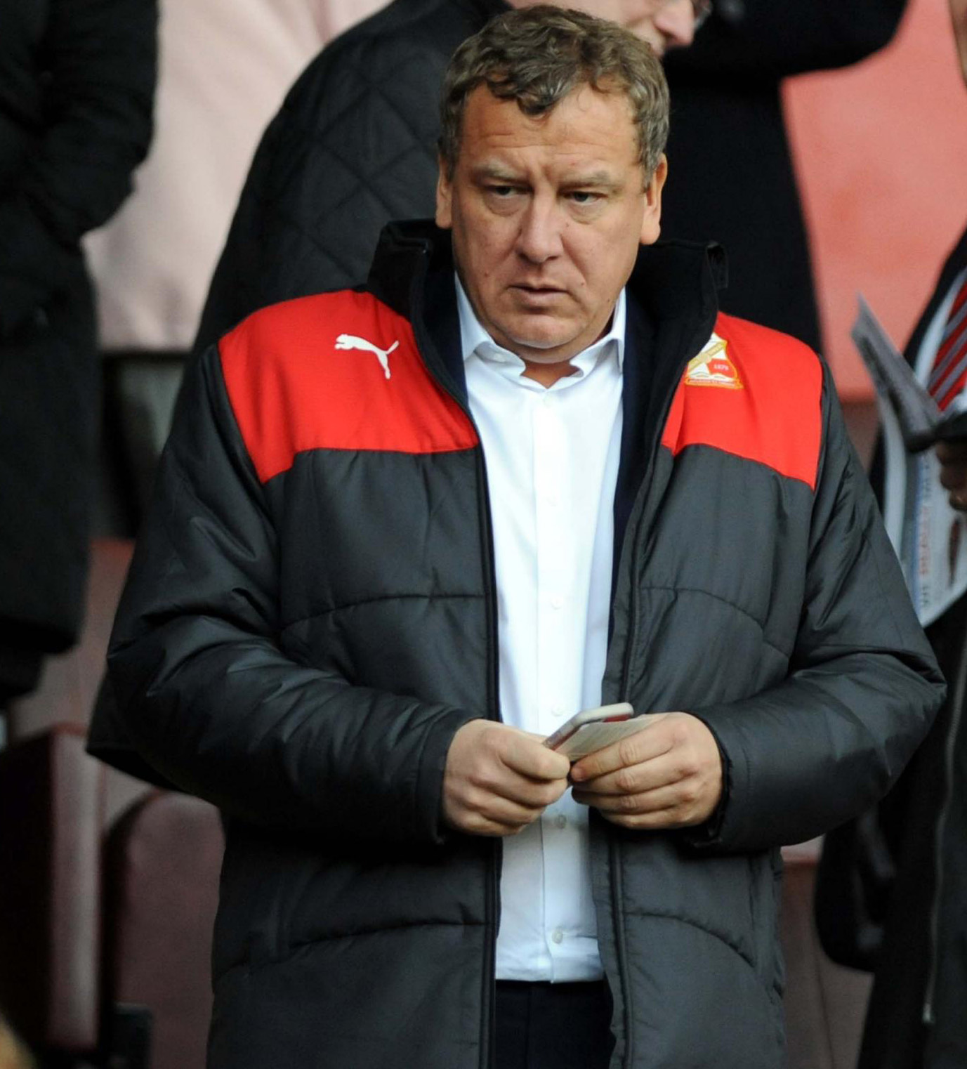 Chairman and current owner of Swindon Town Lee Power is to take over as the new owner of Waterford United.
