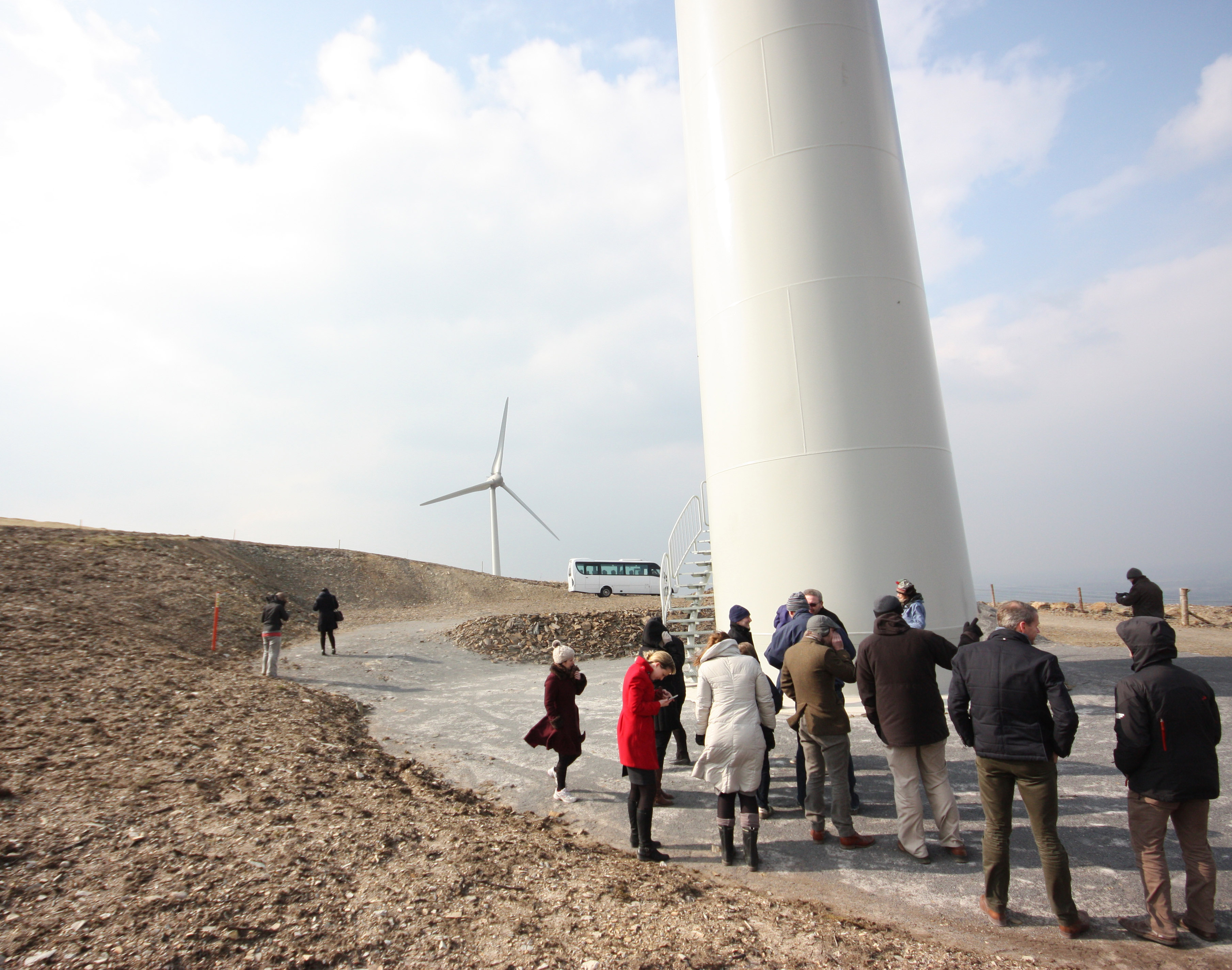 The community-owned Templederry wind farm in North Tipperary is the ownership template which BSB Community Energy Ltd wish to replicate in County Waterford.