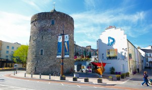 Waterford's Viking Triangle has gained international recognition through the 'Great Place' award.