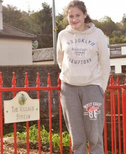Kate Doherty pictured in Glenmore.