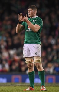 Woodstown native and Waterpark RFC alumnus Jack O'Donoghue pictured during his senior test debut for Ireland against Canada at Lansdowne Road on Saturday last. | Photo: Ramsey Cardy/Sportsfile