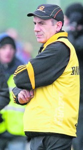 Manager Dave Barry can reflect on an outstanding year at the Lismore helm