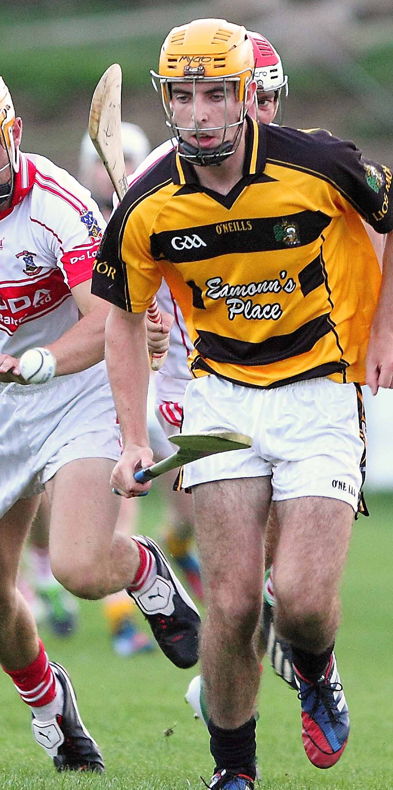 Lismore's Paudie Prendergast is aiming for a Munster IHC title in Mallow. | Photo: Noel Browne