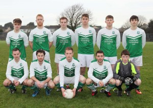 Ballinroad advanced in the Munster Junior Cup after their win over Bolton
