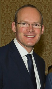 Housing and Local Government Minister Simon Coveney.