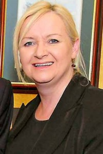Cllr Mary Roche, who is concerned about the increased capacity levels on the Outer Ring Road