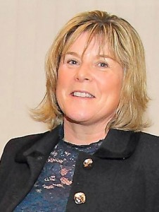Angry: Fianna Fáil TD Mary Butler.