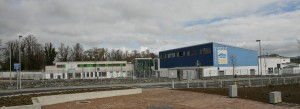 The €13 million, 68,000 square foot Comeragh College, which was completed as a turnkey development last March.