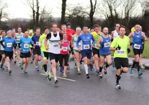 Athletes competing in last year's Waterford AC Half-Marathon. This year's event goes ahead on Saturday next.   Photo: Noel Browne