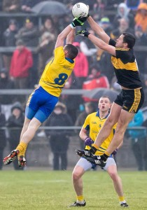 The Nire laboured under the high ball against the impressive Crokes