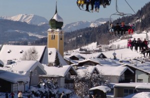 Westendorf has become a huge favourite with Irish visitors.