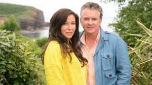Shane Richie and Jessie Wallace (Kat and Alfie)