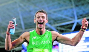 Thomas Barr turned in one of the performances of the year when he came within a whisker of a medal at the Rio Games