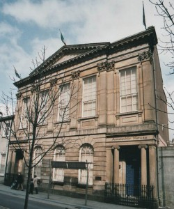 Assembly House on Waterford's O'Connell Street.