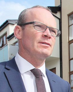 Waterford-bound: Housing, Planning and Local Government Minister Simon Coveney. PHOTO: Noel Browne